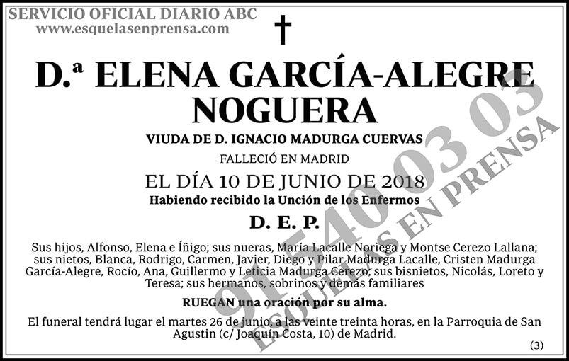 Elena García-Alegre Noguera